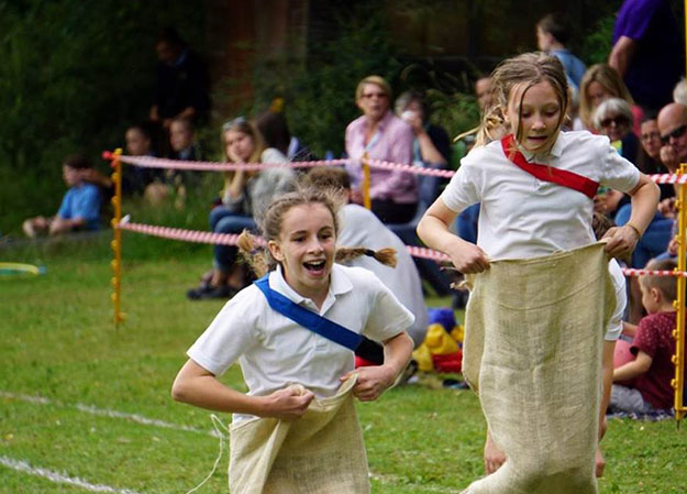 Primary Sports Day, June 30th,  2017